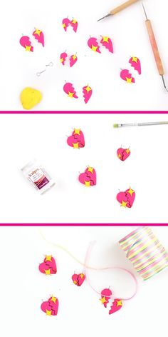 Gift For Your BFF - DIY Emoji Heart Best Friends NecklacesHot Chocolate Peppermint Gingerbread Cookies With Dunkin' DonutsDIY Emoji Ornament Wreath