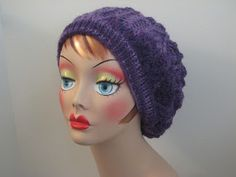 Balls to the Walls Knits: Arrow Hat