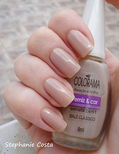nail polish wishlist (balé clássico - colorama)
