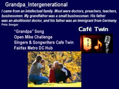 """Example 02, in  modern genra of popular vocalists, written   rendered by Vanessa Carlton, """"A Thousand Miles"""".  Originally written by her about  her grandfather, recently experienced metamorphosis. The song became a popular hit   launched Venessa's music career.     Here is Venessa now to sing """"A Thousand Miles""""  for you, transformed to a modern  lyrical  very popular ! http://www.pinterest.com/pin/347973508681061504/"""