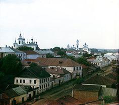 Torzhok overview - Сергей Михайлович Прокудин-Горский - Wikimedia Commons