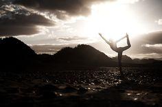 Love yoga photography