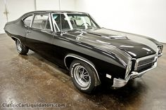 1969 Buick Skylark GS, I was raised and driven around this car...