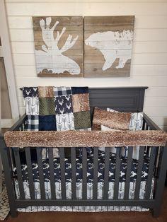 Baby Boy Nursery Themes, Baby Boy Rooms, Baby Boy Nurseries, Baby Room Decor, Country Baby Rooms, Nursery Room, Nursery Ideas For Boys, Country Boy Nurseries, Hunting Theme Nursery