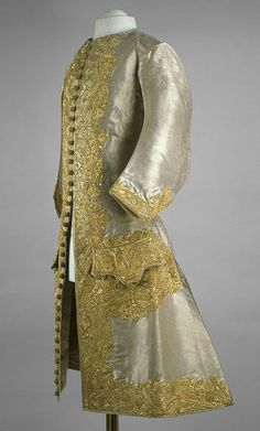 Coronation suit of Peter II, 1727, Museum no.TK-1935 © The Moscow Kremlin Museums