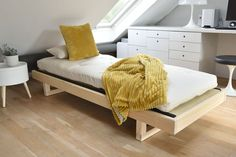 Mirage Single Bed On Location