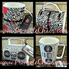 ☆Mug Purse or BoomBox☆ COUPON: Take an Additional 5% Off when you place an order of just $5 or more though this link: http://ebay.us/LvYHE5 ★ Free US Shipping! Over 600 Beautiful, Badass & Funny items in our ebay store at 25-35% Off! #mugs #boombox #bag #purse #beautiful #cute #womens #happy #ladies #dj #ghettoblaster #80's #handbags #tea #coffee #music #hotchocolate #gifts #coupon #freeshipping #pretty #unique