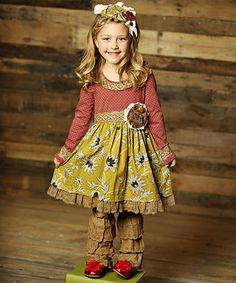Look what I found on #zulily! Sand Eyelet Ankle Flairs #zulilyfinds