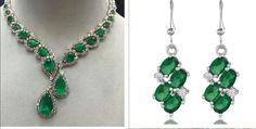 Dazzling Emerald Jewelry – wanaabeehere Ancient Persian, Emerald Jewelry, Emerald Green, Turquoise Necklace, Minerals, Most Beautiful, Gemstones, Gems, Jewels