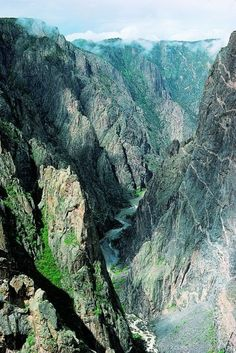 Images for Black Canyon of the Gunnison National Park (national park, Colorado, United States). Places To Travel, Places To See, Gunnison National Park, Rando, Colorado Mountains, Berg, Nature Scenes, Nature Photos, Travel Usa