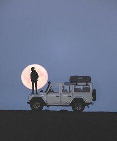 Living-In-Van-Life-Reisefotografie - 13 Land Rovers, Land Rover Defender, Van Life, Project Nursery, Quitting Job, Van Living, Off Road, Car Photography, Shadow Photography