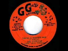 The Starlites - You're a Wanted Man