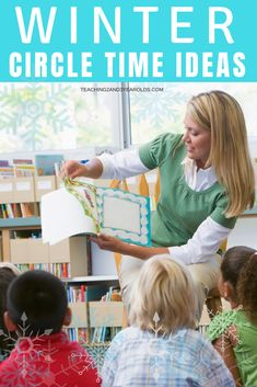 Looking for the best preschool winter circle time activities? This collection includes songs, stories and learning ideas that will keep preschoolers engaged during your winter theme! #winter #circletime #stories #songs #fingerplays #activities #classroom #teacher #preschool #age3 #age4 #teaching2and3yearolds