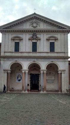 Igreja de São Sebastião / via Ápia - Roma - IT 01/2016