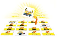 More Free Printables and Activities from the Animated Movie Despicable Me 2 | SKGaleana