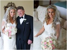 Bride And Father - Berkshire Wedding - Tricia McCormack Photography