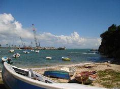 Small fishing Village Club, Humacao, Puerto Rico