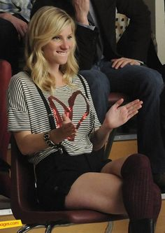 Brittany S. Pierce in LC!