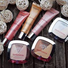 Perfect Match Highlighter  @honeylike123  #lorealparis #makeup #highlighter