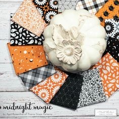 Halloween Stoff, Halloween Fabric, Throw Pillows, Fabrics, Floral, Consideration, Instagram, Tejidos, Toss Pillows