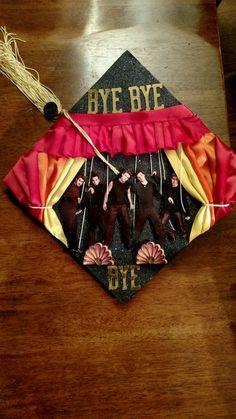 Graduation cap *NSYNC
