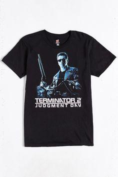 Terminator II Judgement Day Tee