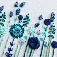Embroidery by @andotheradventuresco