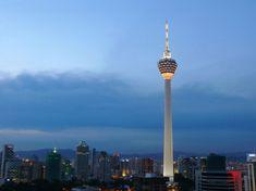 KL Tower: Kuala Lumpur, Malaysia - Jun 2010