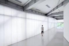 Sifang Art Museum Steven Holl Galerie