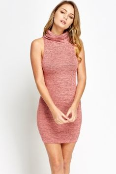 Cheap Dresses for 5 £ Roll Neck, Latest Dress, Cheap Dresses, Dress Outfits, Fashion Online, High Neck Dress, Stuff To Buy, Shopping, Clothes