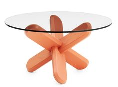 Danish Brand Normann Copenhagen will soon be offering the Ding coffee table