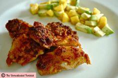 DSC_01232 2 Spicy Chicken. domesticated feminist blog