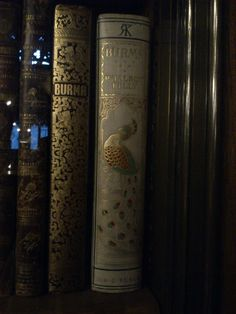 A book that is in John Rylands Library in Manchester. I love peacocks, they're so beautiful and I would love to have this book!