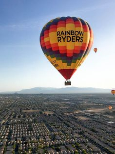 Experience the adventure of a lifetime with a hot air balloon ride! Peaceful and beautiful. Air Balloon Rides, Hot Air Balloon, Trip To Grand Canyon, Balloons, Bucket, Adventure, Beautiful, Globes, Hot Air Balloons
