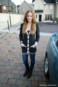 Anna Saccone style! Love her!