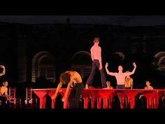 REGBIT1: Bolero de Ravel de Maurice Béjart no Festival de V...