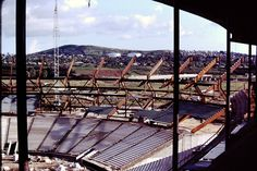 40 Years of Aloha - In 1975 when the stadium was completed, the state of the art facility was the first of it's kind to offer four movable sections. Our 50,000-seat stadium could be configured to offer multiple seating configured arrangements and field formations that allowed football, soccer, and baseball.