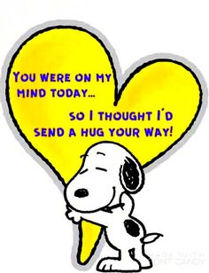 Snoopy Family Quotes and Cute Hug And Thinking You Peanuts Snoopy With Heart quotes marley quotes quotes morning quotes maxwell quotes about strength building quotes quotes Snoopy Hug, Snoopy And Woodstock, Peanuts Quotes, Snoopy Quotes, Funny Good Morning Quotes, Good Morning Love, Good Morning Snoopy, Morning Coffee, Hug Quotes