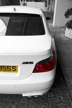 fullthrottleauto: BMW E60 M5 (by yang0302)