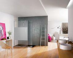 Homeplaza - Hochwertige Duschwanne und -wand sorgen für maximalen Komfort - Starkes Gespann für Stil und Sicherheit im Bad