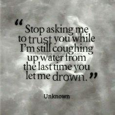 51 Best Dishonestybroken Promises Trust Images Broken Promises
