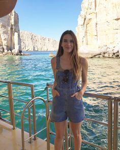Exploring the fjords of Oman🌏 📍Khasab, Oman  #visitoman #passionpassport #travelgram #ootd #instagood #exploring #view #fjords #inspired #arabiansea #oman #omanair #overalls #outfit #casual #view #moodygram #style #middleeast #omani #musandam #khasab #oman #bestvacations #traveldeeper #travelfreak #naturefreak #traveladdicted