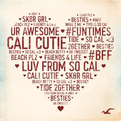 Feelin' the V-Day Love! | HollisterCo.com