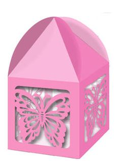 Discover thousands of images about View Design box tent top butterflies Cajas Silhouette Cameo, Silhouette Cameo Projects, Silhouette Design, Paper Gifts, Diy Paper, Silhouette Online Store, Kirigami, Craft Box, Pop Up Cards