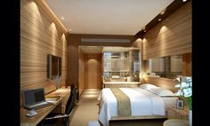 Dormitorio Elegante