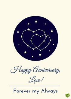 Romantic & Funny Anniversary Wishes for your Significant Other Happy Anniversary, love! Forever my A Happy Aniversary Wishes, Anniversary Quotes For Him, Happy Wedding Anniversary Wishes, Romantic Anniversary, Anniversary Funny, Anniversary Ideas, Birthday Quotes Funny For Him, Sister Birthday Quotes, Happy Birthday Images