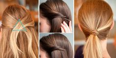 It's time to get creative with the humble hair grip...