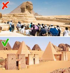 11альтернатив популярным достопримечательностям, где туристов меньше, ацены ниже