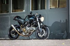 Ducati Cafe Racer by Smokin Motorcycles #001 4NOL #motorcycles #caferacer #motos | caferacerpasion.com