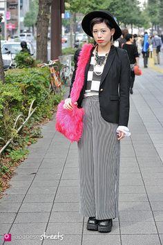HARUKA KOMORI Shibuya, Tokyo AUTUMN 2013, GIRLS Kjeld Duits